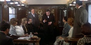 Murder on the Orient Express © 20th Century Fox